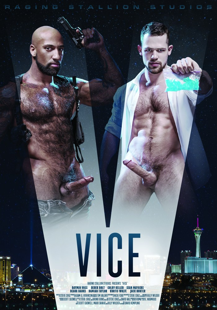 VICE Gay Porn Cover