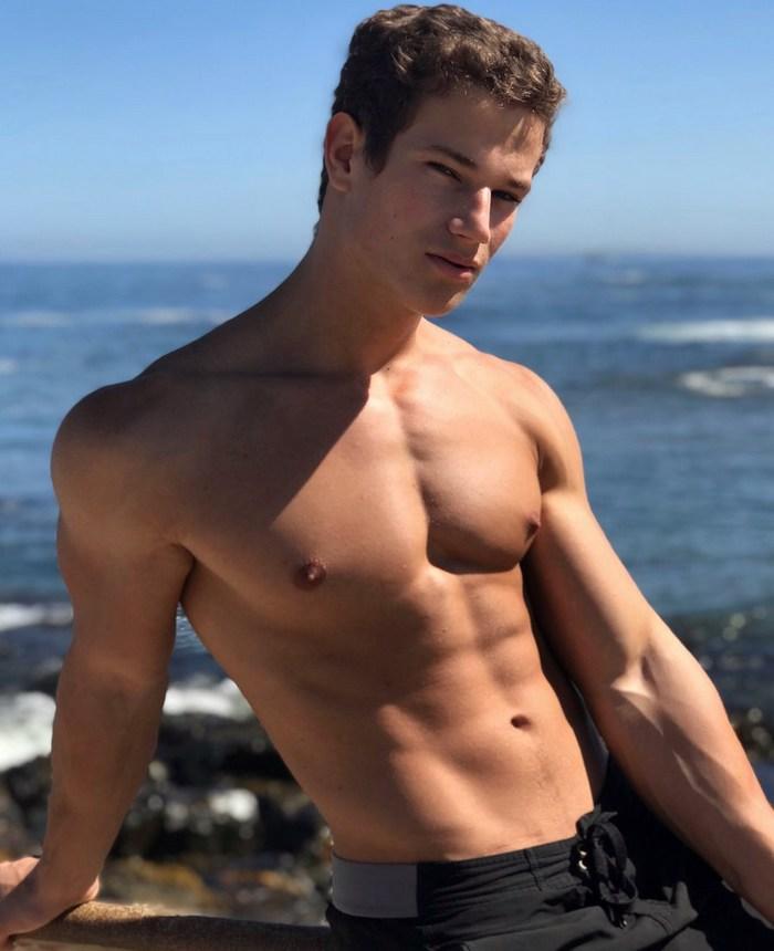 Yannis Paluan BelAmi Gay Porn Muscle Jock BackInAfrica