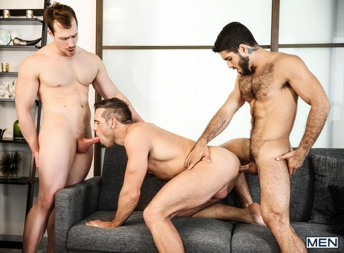 Alex Mecum Gay Porn Diego Sans Blake Hunter