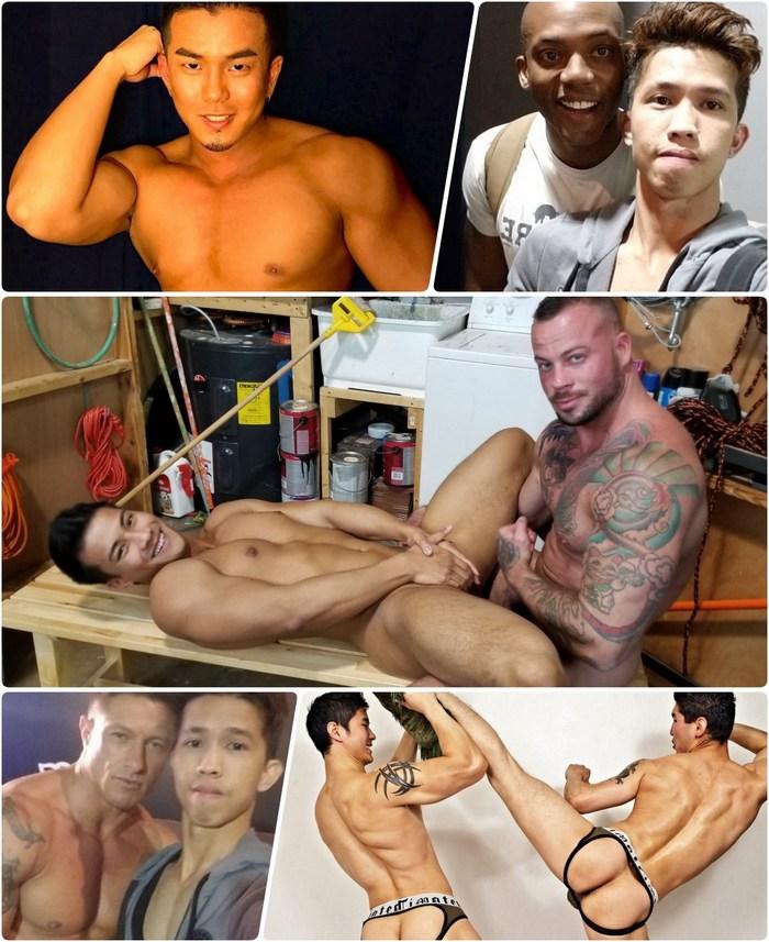 Asian Gay Porn PeterFever Ken Ott Alex Chu Levy Foxx Sean Duran Bryce Evans Osiris Blade