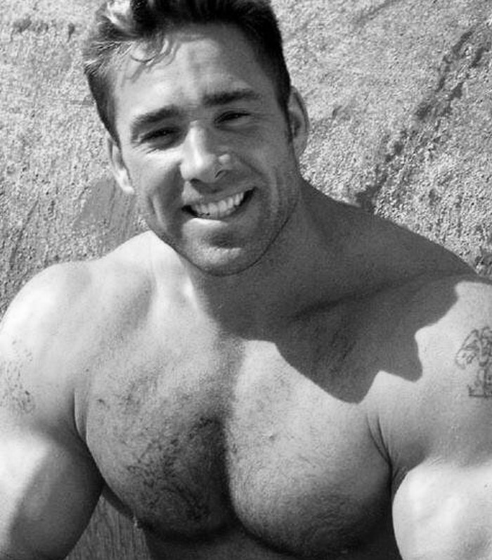 Billy Herrington Gay Porn Star RIP