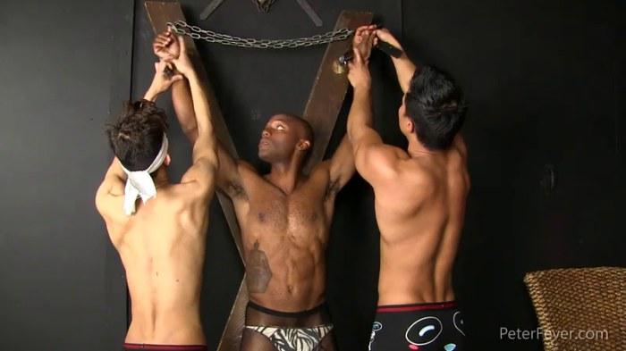 Black Panda Gay Porn Parody Ken Ott Osiris Blade Levy Foxx