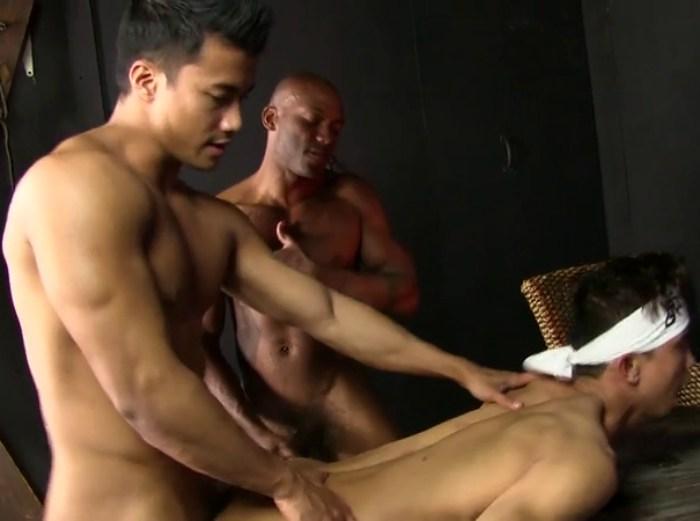 Black Panda Gay Porn Parody Ken Ott Osiris Blade Levy Foxx PeterFever