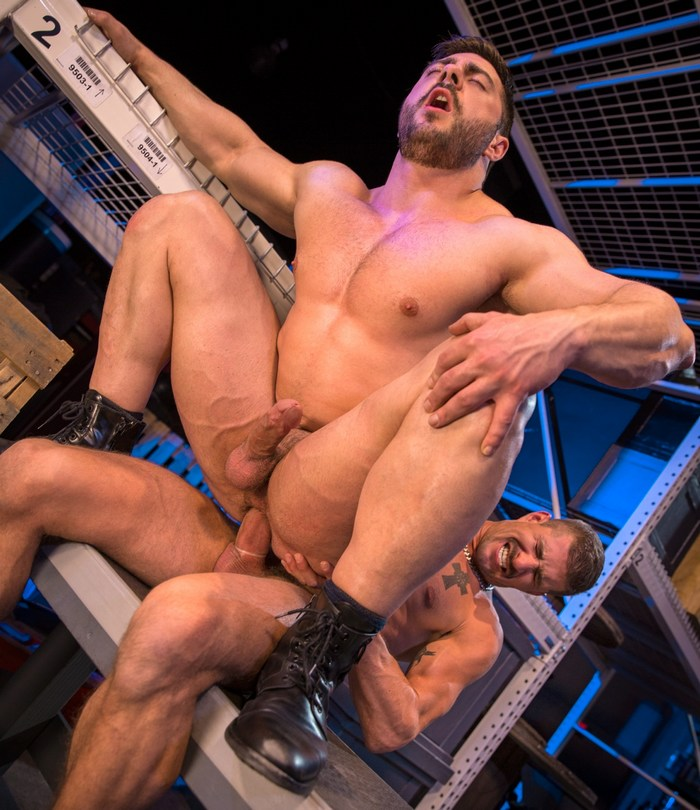 Derek Bolt Bodybuilder Gay Porn Sean Maygers Muscle Bottom