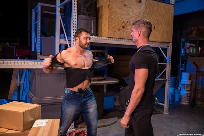 Derek Bolt Gay Porn Sean Maygers Muscle Bottom
