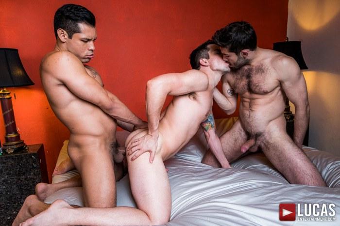 Gay Porn Ben Batemen Dakota Payne Alejandro Castillo
