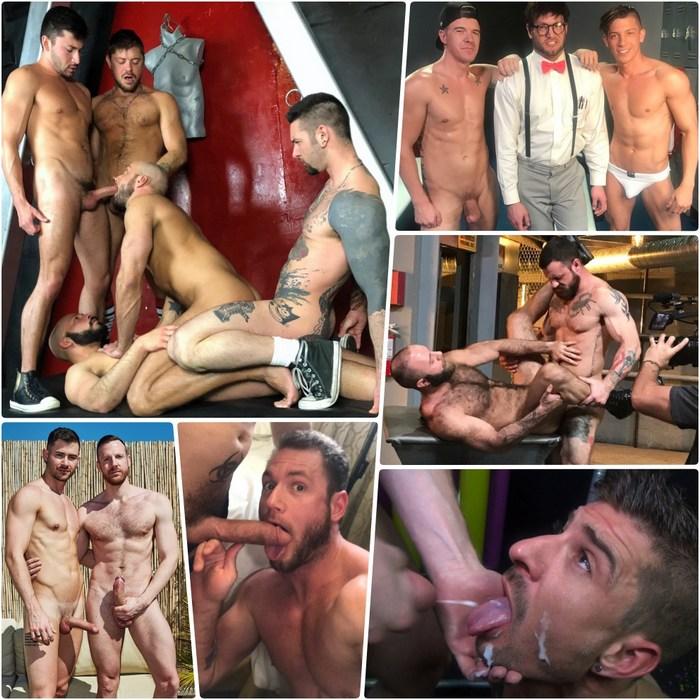 Gay Porn Jessie Colter Ace Era Sergeant Miles Sean Maygers JJ Knight Lukas Daken