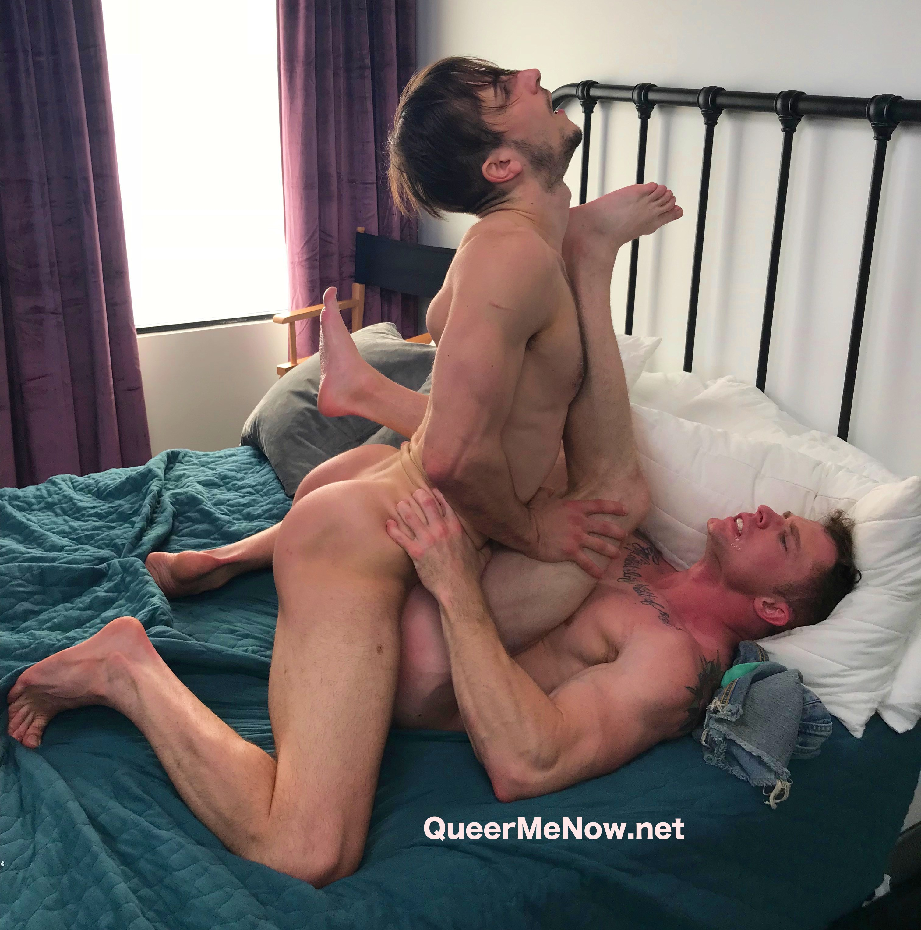 Gay Porn Markie More Donte Thick Muscle Bottom