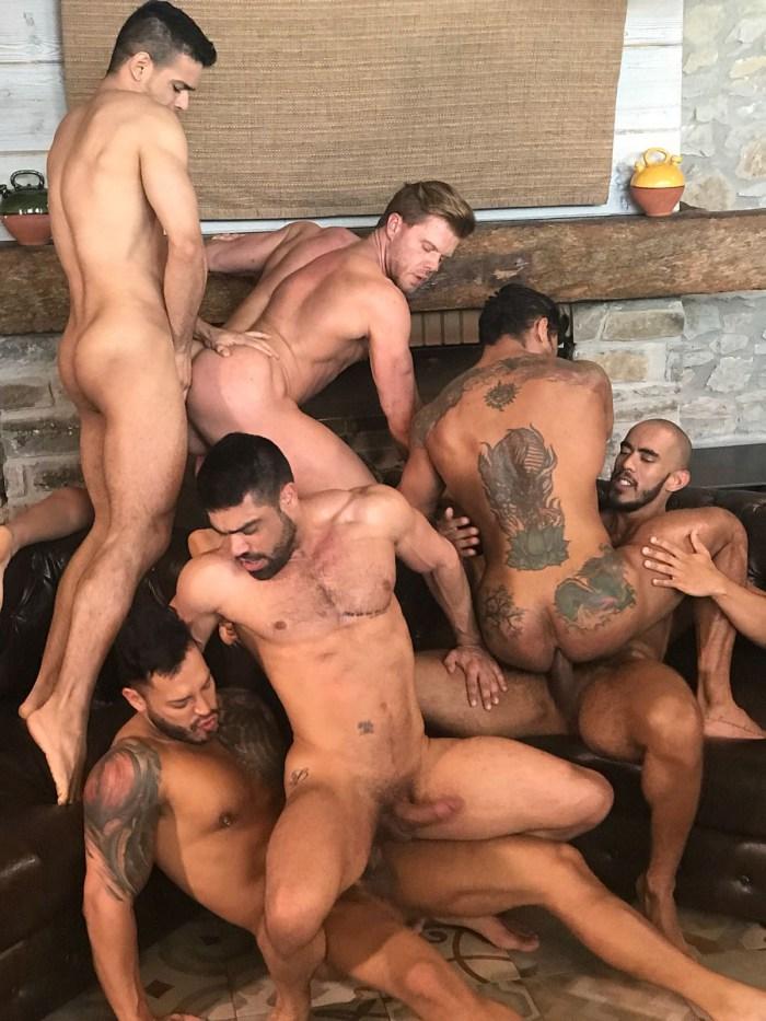 Gay Porn Orgy Bareback Rico Marlon Conrad Cummings Wagner Vittoria Diego Lauzen Viktor Rom Louis Ricaute