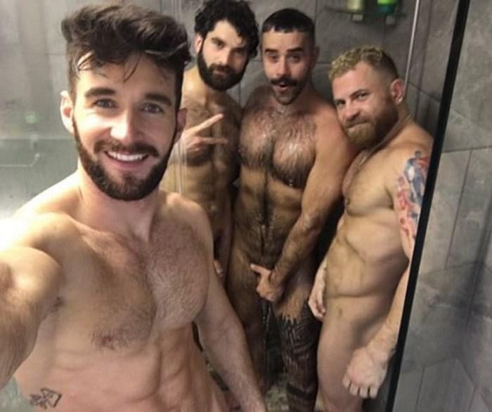 Gay Porn Selfie Woody Fox Tegan Zayne Teddy Torres Riley Mitchel