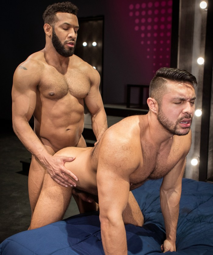 Jay Landford Gay Porn Seth Santoro Muscle Bottom