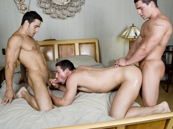 Kevin Falk Gay Porn RandyBlue Muscle Bottom