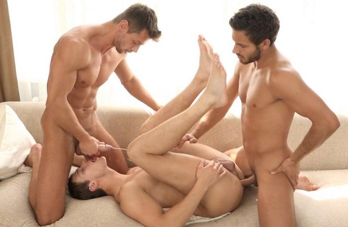 Marc Ruffalo BelAmi Rhys Jagger Gay Porn Marcel Gassion Bareback Sex