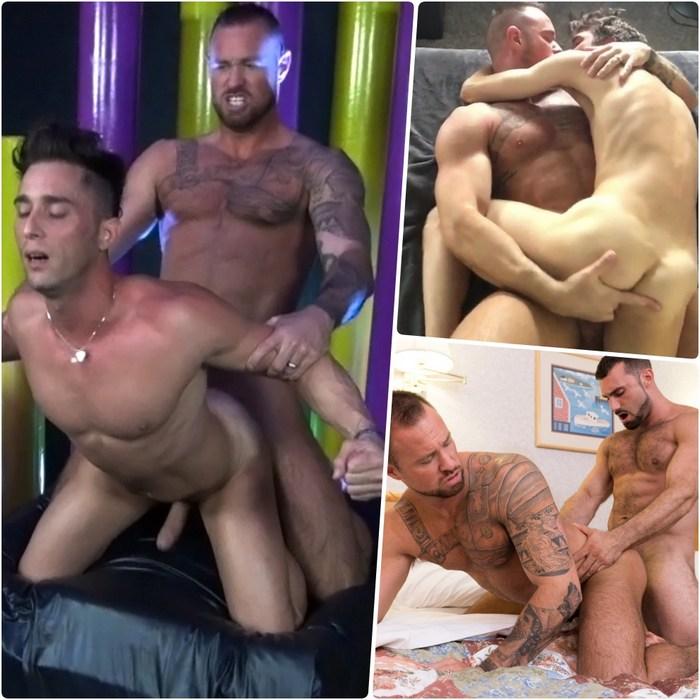 Michael Roman Gay Porn Jaxton Wheeler Armando De Armas