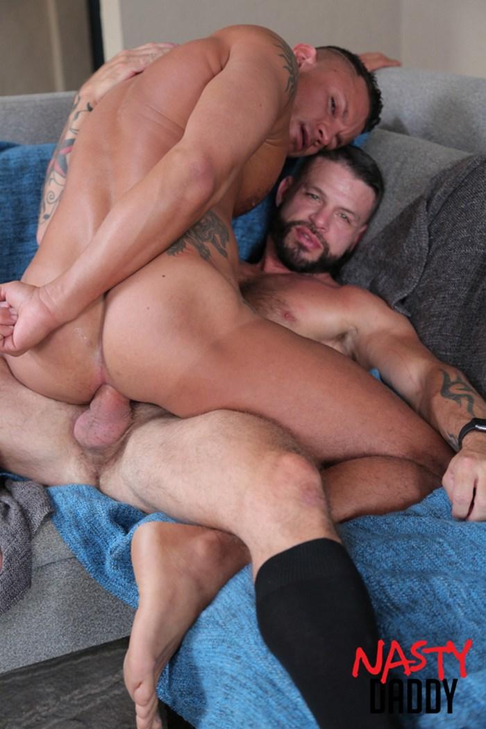 NastyDaddy Gay Porn Bareback Sex Musce Hunk