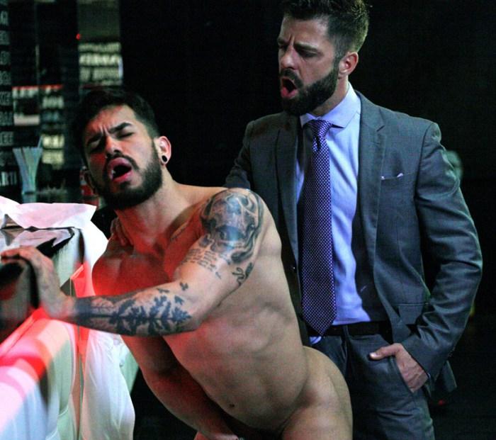Pietro Duarte Gay Porn Hector De Silva Naked Muscle Bottom