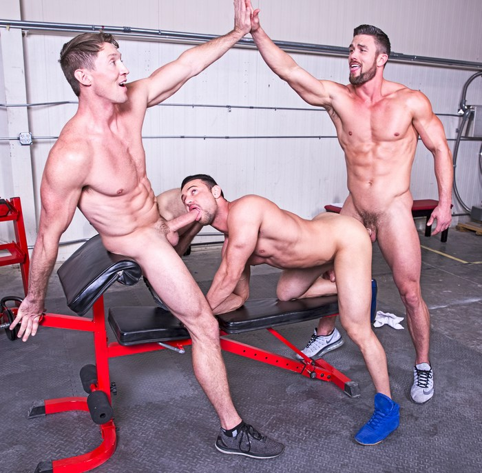 Ryan Rose Gay Porn Pierce Paris Josh Conners Muscle Gym Sex