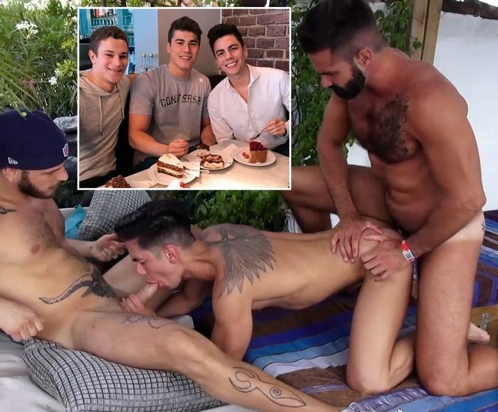 Angel Cruz Gay Porn Dani Robles Yannis Paluan Serge Cavalli Fabio Vini