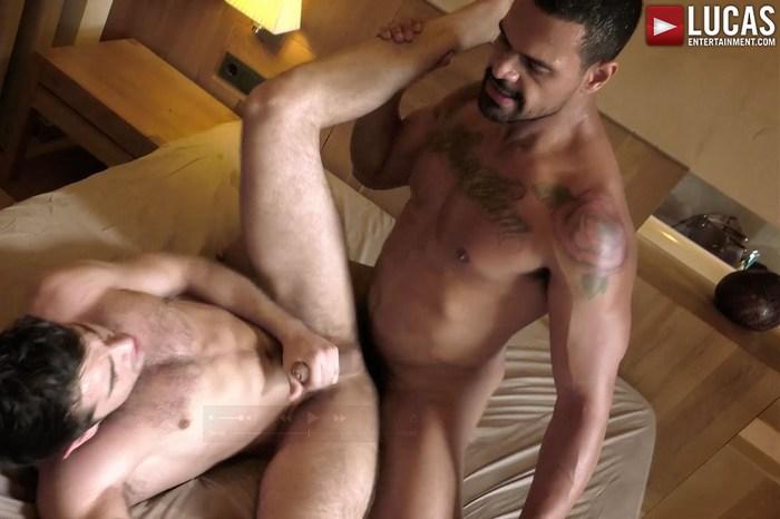 Ben Batemen Gay Porn Frank Tyron Muscle Hunk