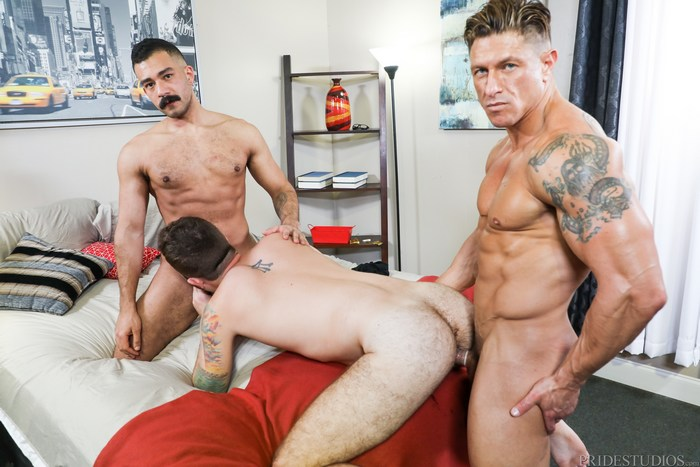 Bryce Evans Gay Porn Chad Stone Jay Donahue