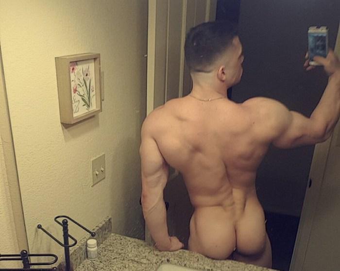Muscular gay porn stars