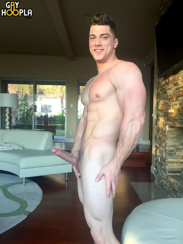 Hot Gay Porn Star Collin Simpson Gets Fucked By Adrian -8972