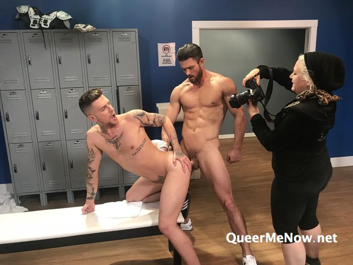 Gay Porn Behind The Scenes Ryan Rose Fucks Danny Gunn