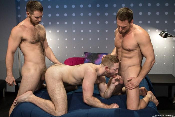 Hans Berlin Gay Porn Spencer Whitman Sean Knight