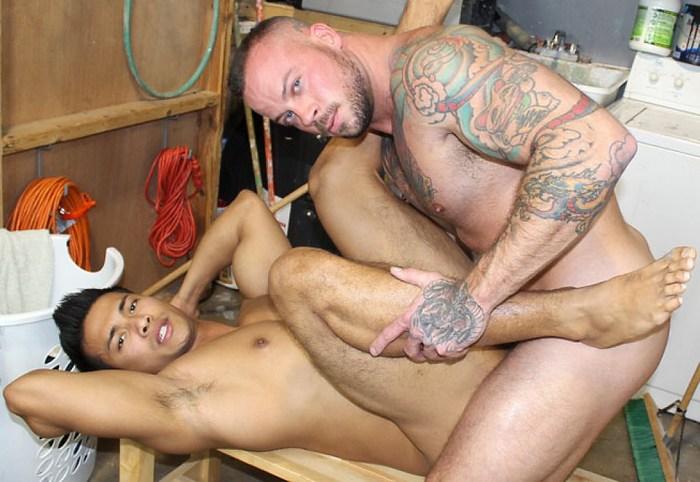Ken Ott Gay Porn Sean Duran Muscle Hunk Black Panda XXX