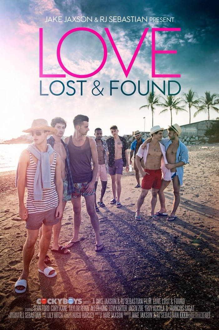 Love Lost Found Gay Porn CockyBoys