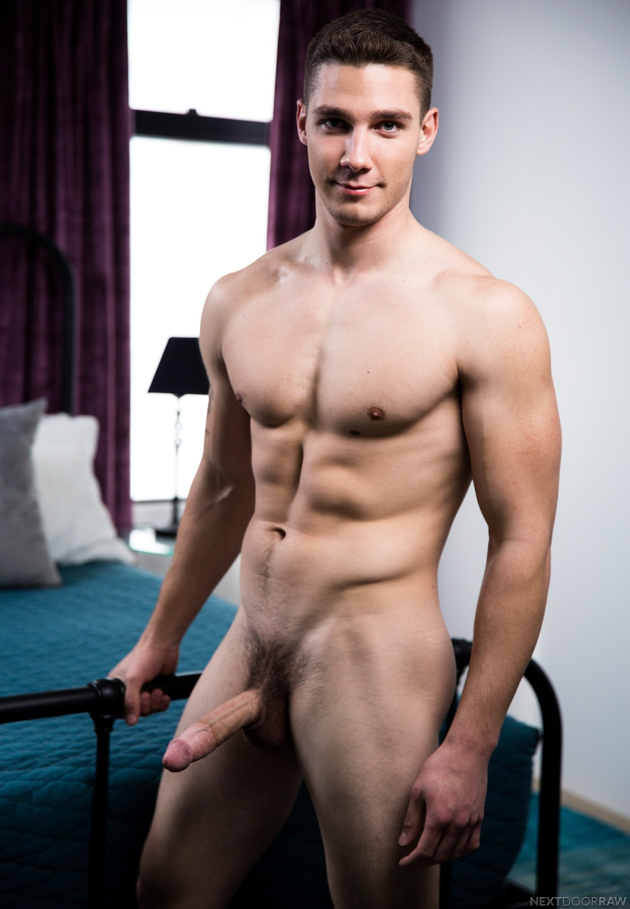 Spencer Laval Gay Porn Star Naked Big Cock Handsome