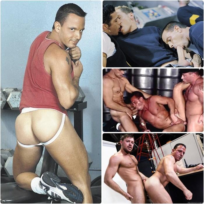 Tony Lazzari Gay Porn