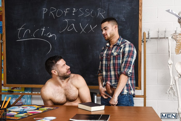 Tristan Jaxx Gay Porn Beaux Banks