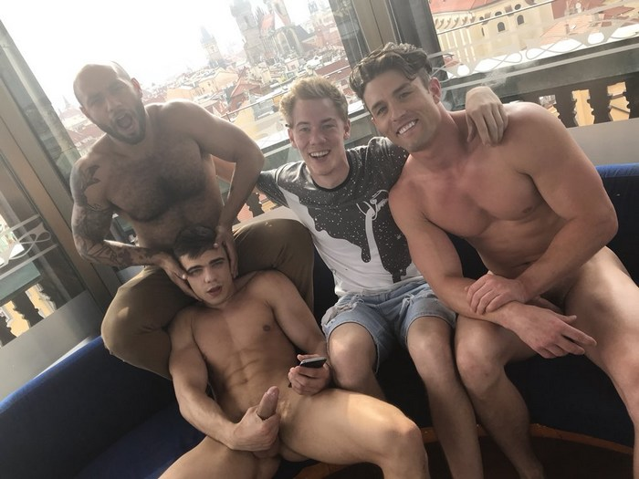 BelAmi Gay Porn Stars Jon Kael Serge Cavalli Joaquin Arrenas Sven Basquiat