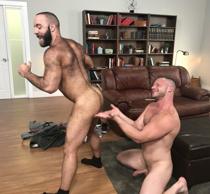 Brian Bonds Teddy Bear Gay Porn Behind The Scenes