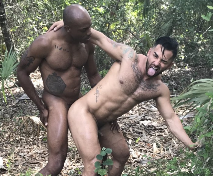 Bruno Bernal Osiris Blade Gay Porn Behind The Scenes