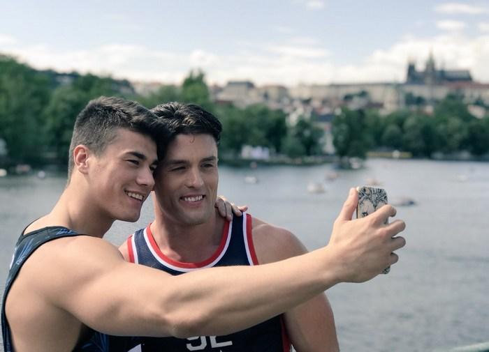 Serge Cavalli Ryan Rose Gay Porn Behind The Scenes BelAmi NakedSword