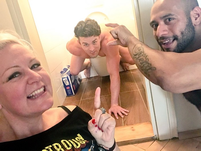 Ryan Rose Leo Forte mrPam Gay Porn Behind The Scenes BelAmi NakedSword