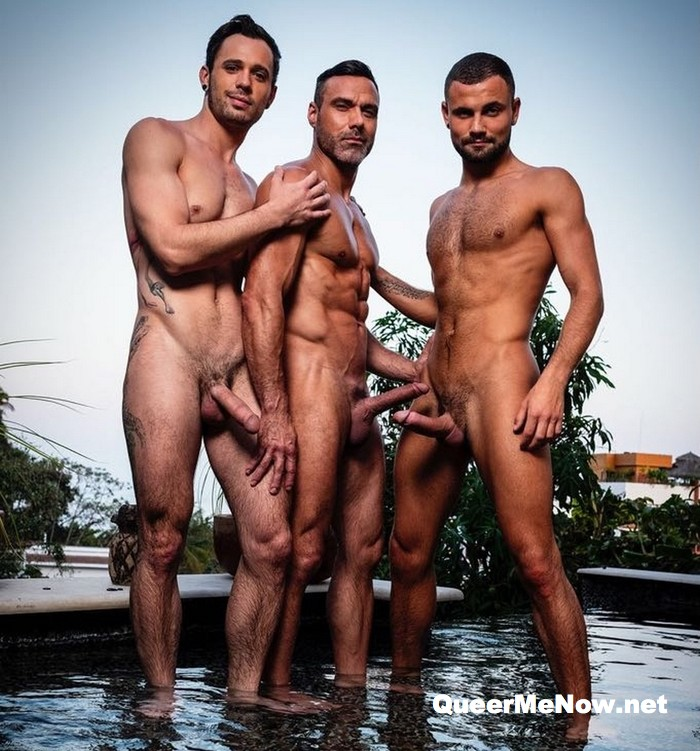 Wet and wild gay cruise