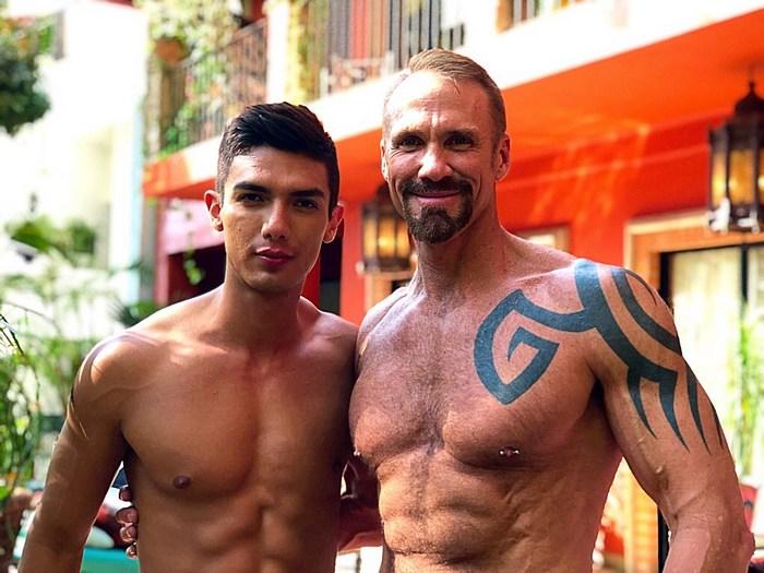 Gay Porn Behind The Scenes LucasEnt Puerto Vallarta May 2018