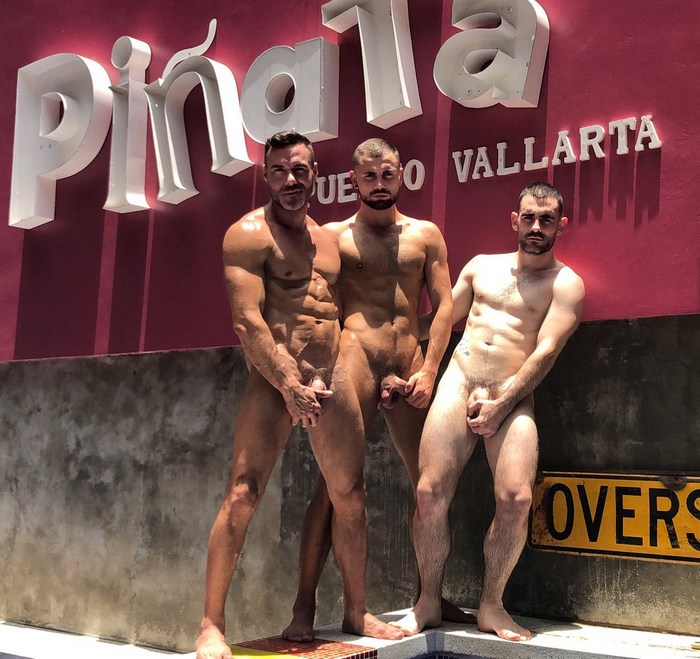 Gay Porn Behind The Scenes LucasEnt Puerto Vallarta May 2018