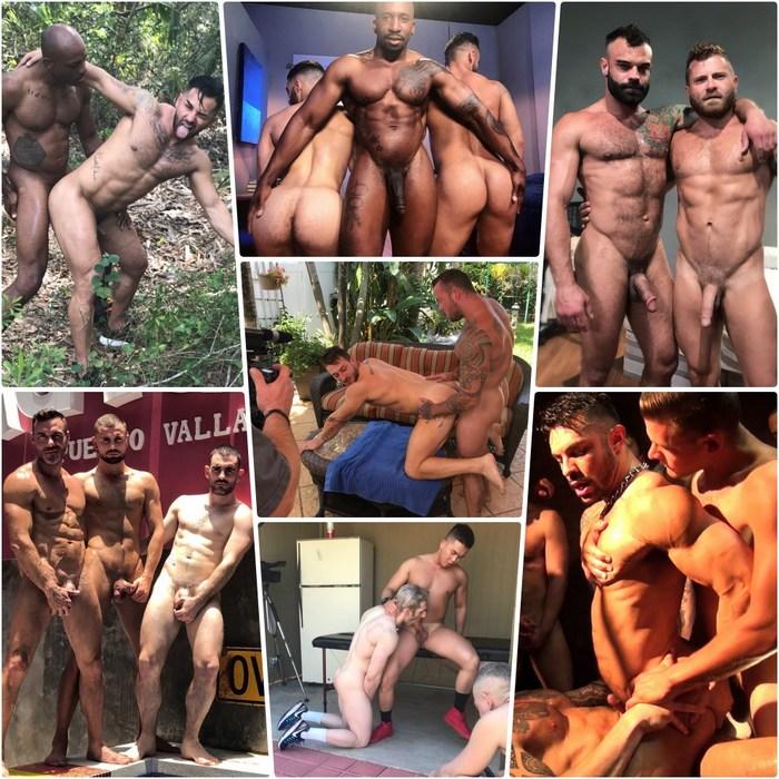 Gay Porn Bruno Bernal Max Konnor Drake Masters Jeffrey Lloyd Max Arion Seth Santoro
