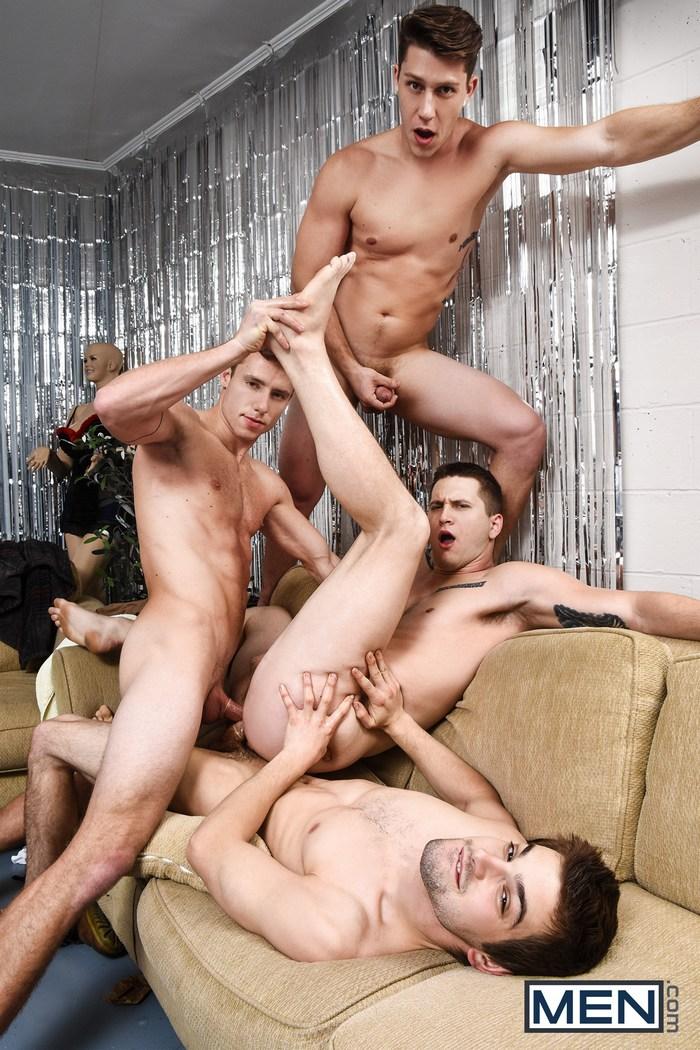 Gay Porn Orgy Johnny Rapid Paul Canon Allen Lucas Justin Matthews