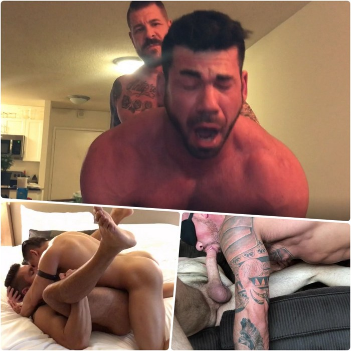 Gay Porn Rocco Steele Billy Santoro Michael Roman Jessie Lee Seth Santoro Sex Tape
