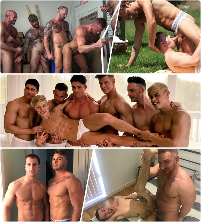 Gay Porn Ryan Rose Michael Roman William Seed Jonas Jackson Max Adonis
