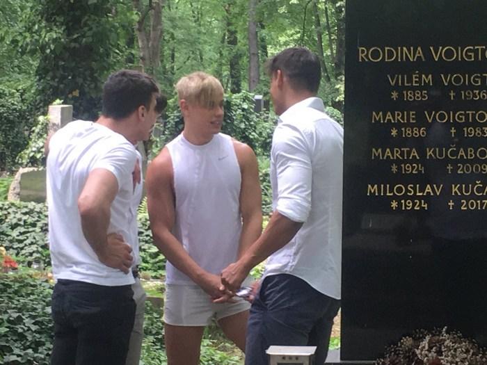 Gay Porn Star Ryan Rose Alam Wernik Jon Kael Andrei Karenin Joaquin Arrenas BelAmi