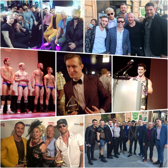 Gay Porn Stars Grabbys Awards 2018