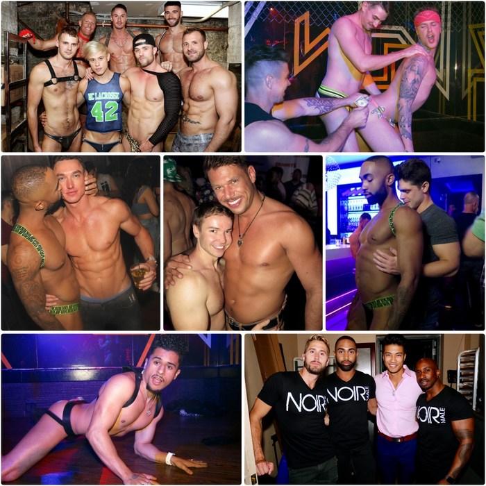 Gay Porn Stars Grabbys Party 2018