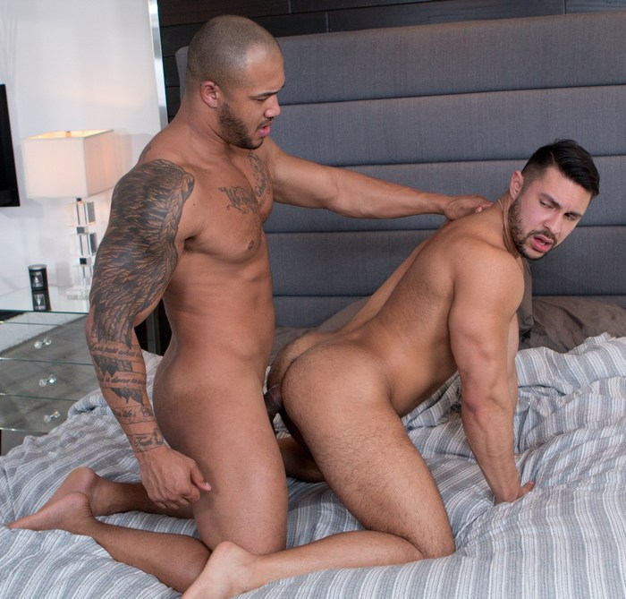 Jason Vario Gay Porn Seth Santoro Muscle Hunks