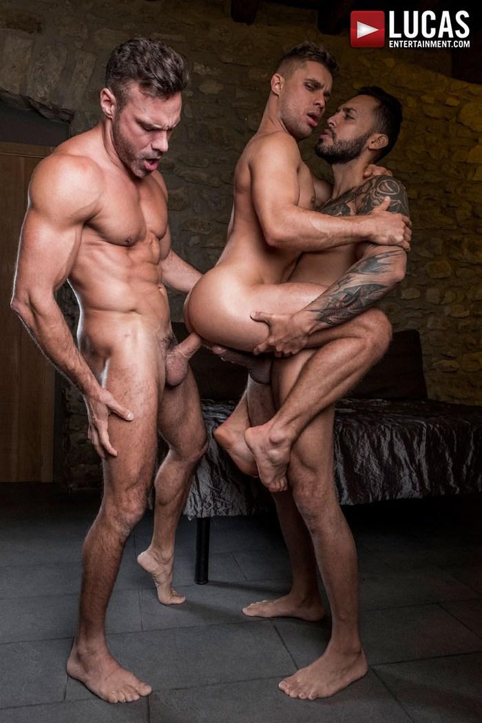 Klim Gromov Gay Porn Manuel Skye Viktor Rom Bareback Sex